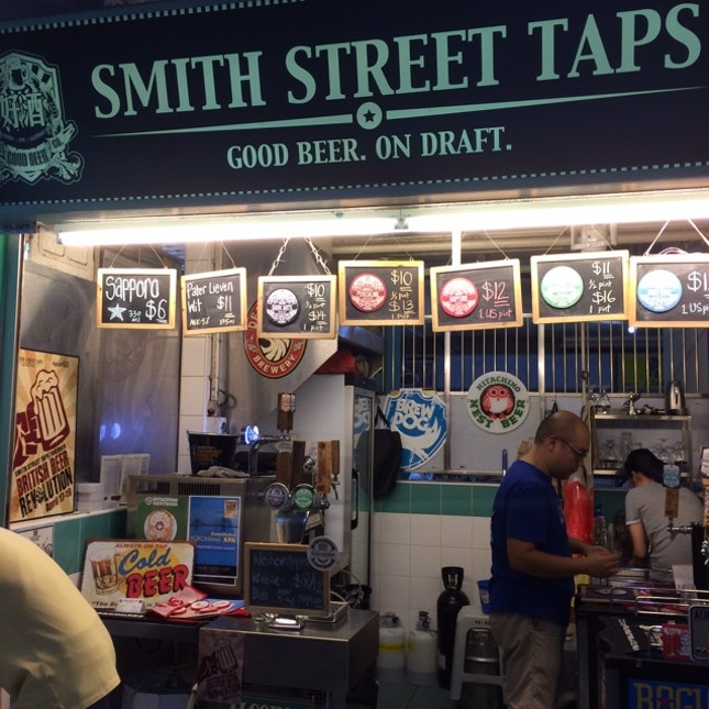 For Craft Beer on Tap