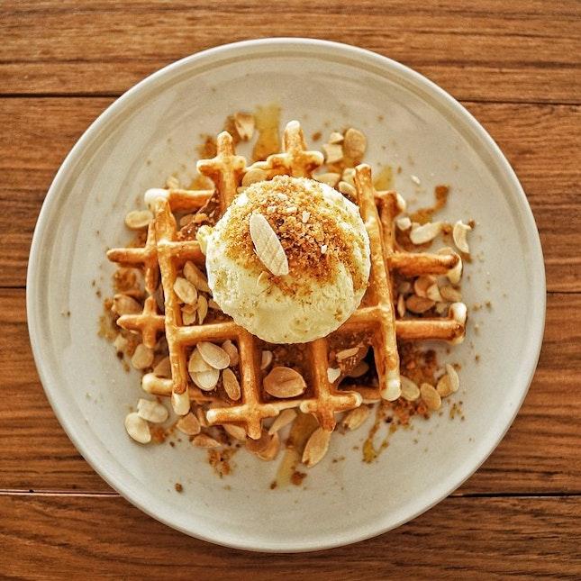 For Meringue Waffles