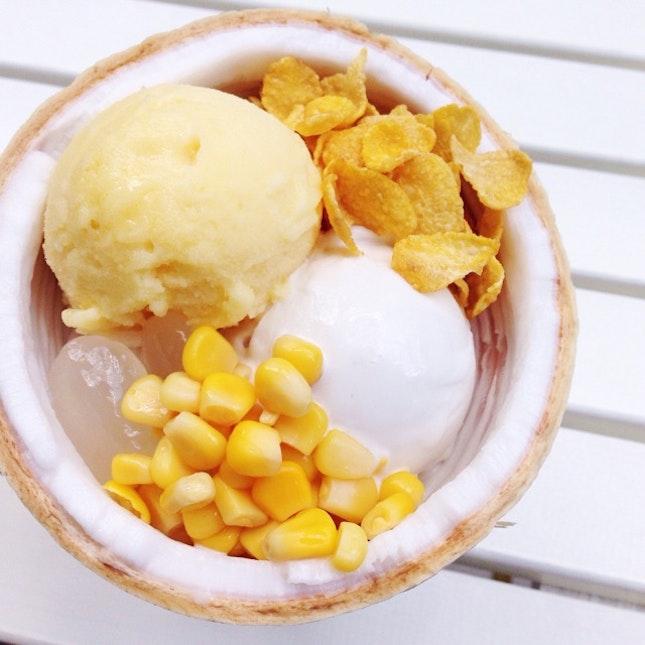 For Thai Coconut Gelato