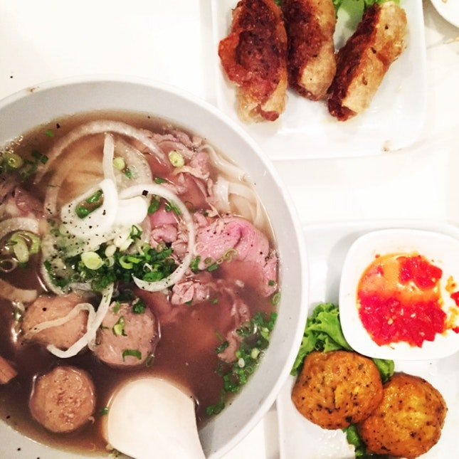 For Pho and More