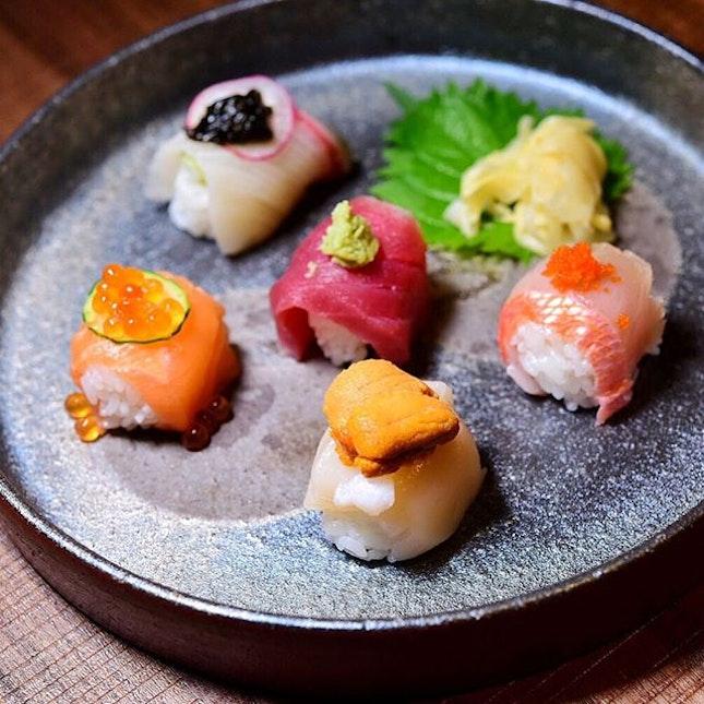 For Unbelievably Fresh Sashimi