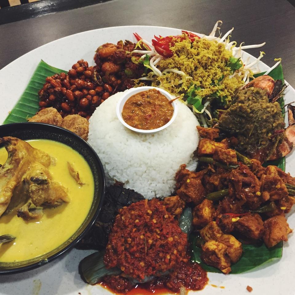 For Communal Nasi Padang