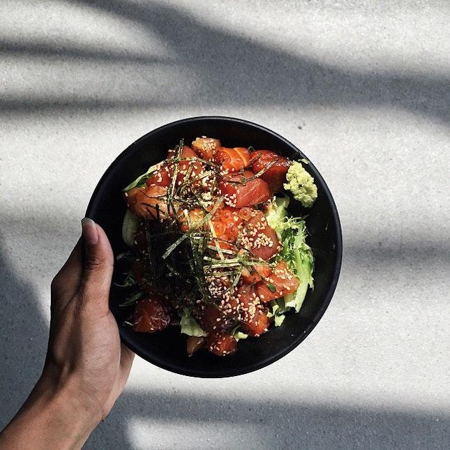 For Sexy Barachirashi Don/Salad/Ramen