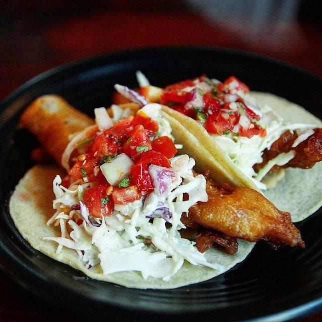 For Korean-Mexican Tacos