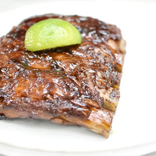 For Bali's Famed Pork Ribs