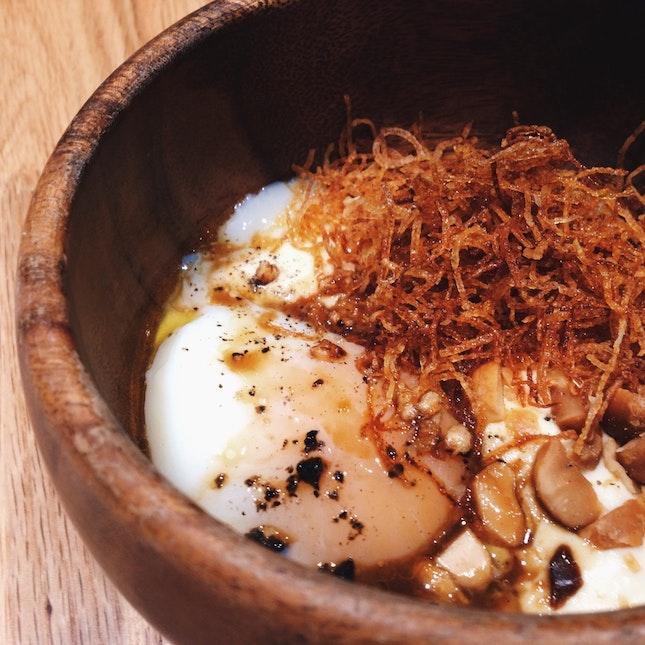 For Impressive Sous Vide Egg Confit