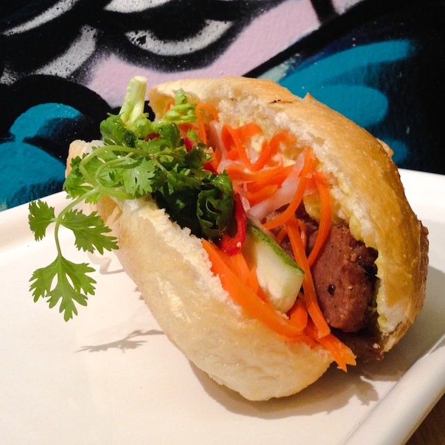 For Banh Mi and Pho in the CBD