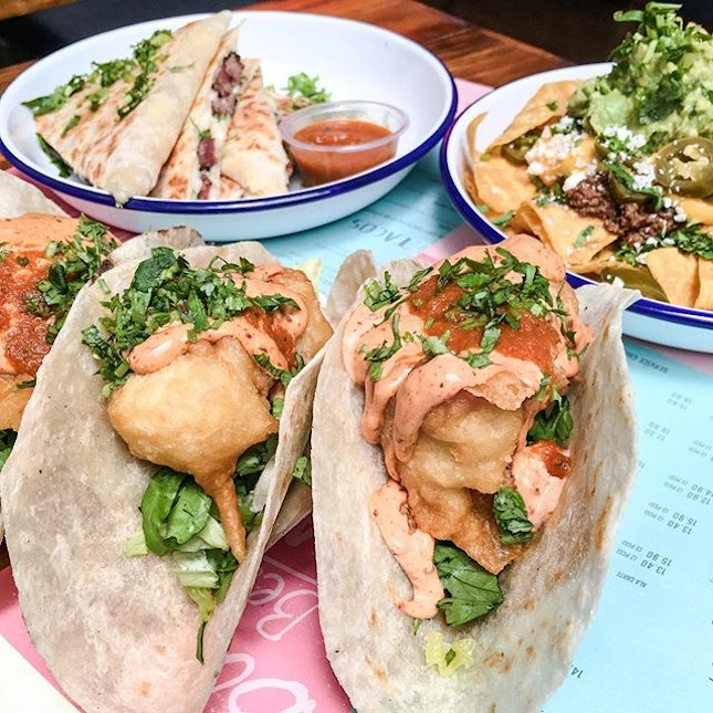For Affordable Mexican Grub in Town