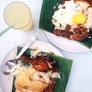 For Back Alley Nasi Lemak