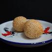 For Crispy, Crunchy Sesame Balls