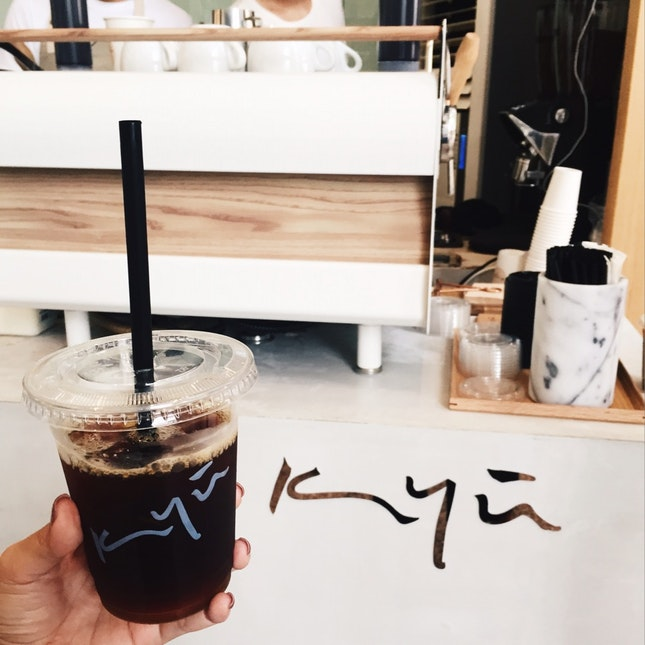 For Specialty Coffee on the Go