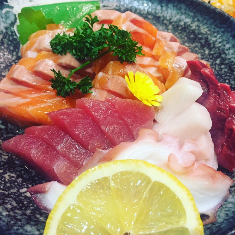 For Endless Sashimi and Tasty Japanese Eats