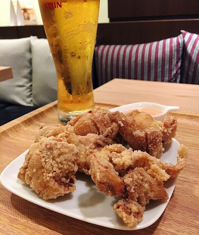 For Chicken Karaage with Cod Roe Mayo