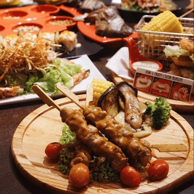 For A Fun Thai-Japanese Experience
