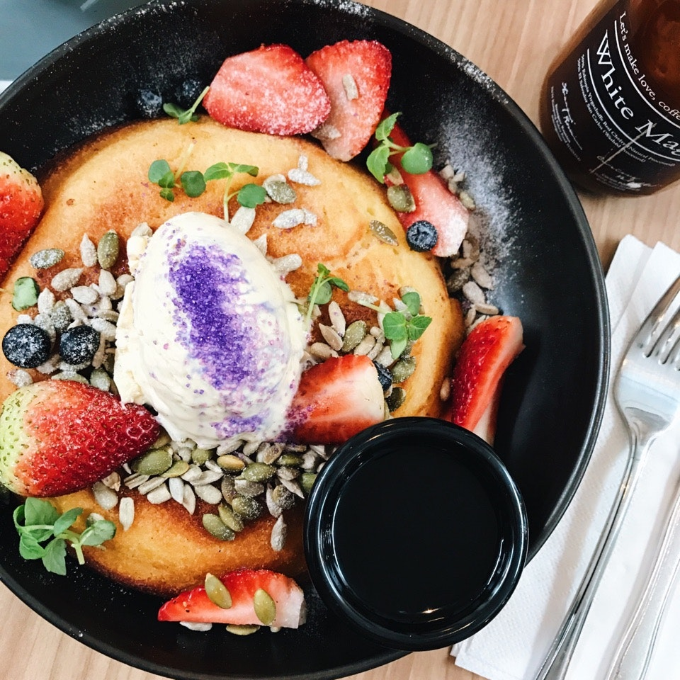 For Beautiful Hotcakes to Share