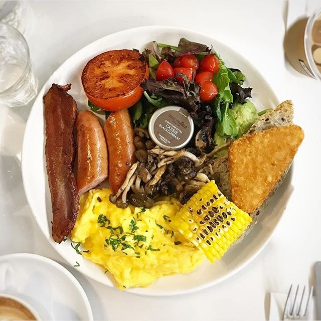 For a Hearty Brunch to Share