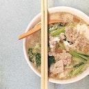 For Big On Flavour Pork Noodles