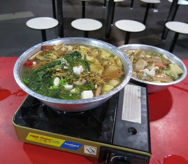 For an Epic Yong Tau Foo Experience
