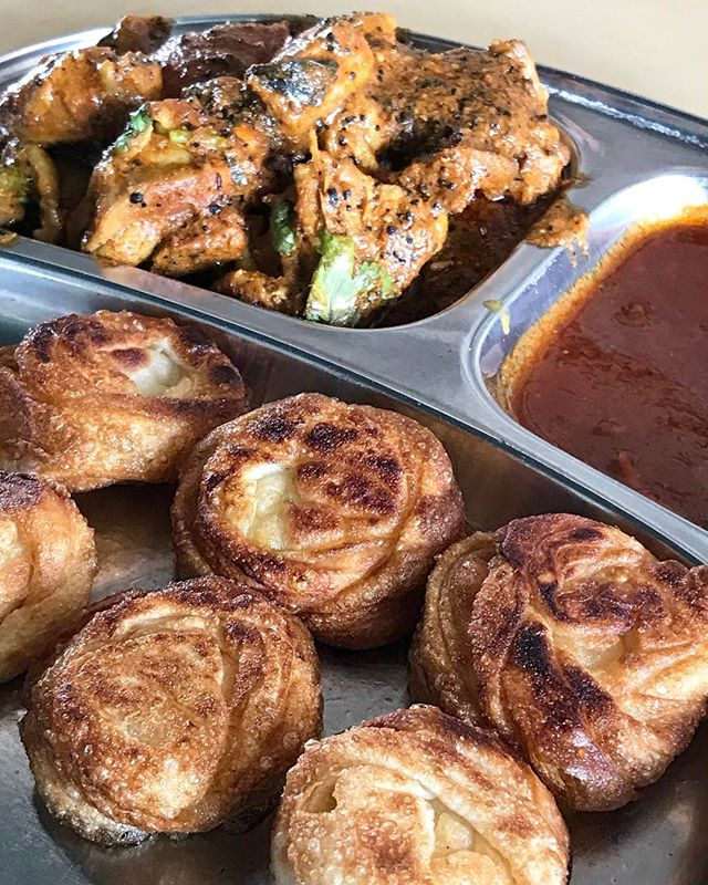 For Coin Pratas, Curry and Sambal