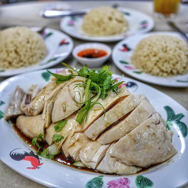 For a Delicious Intro to Chicken Rice