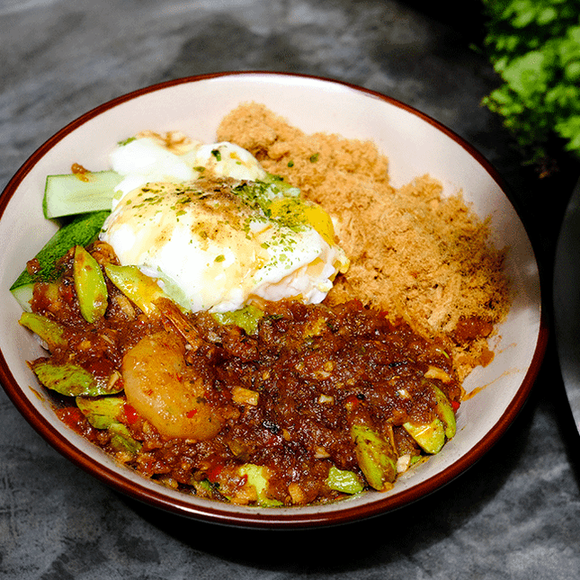 For The Most Malaysian Rice Bowl