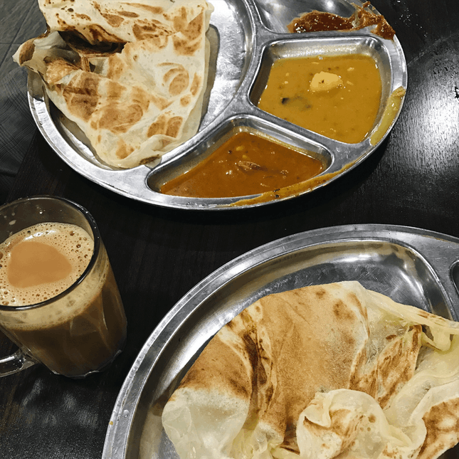 For A Light, Easy-To-Love Roti Canai