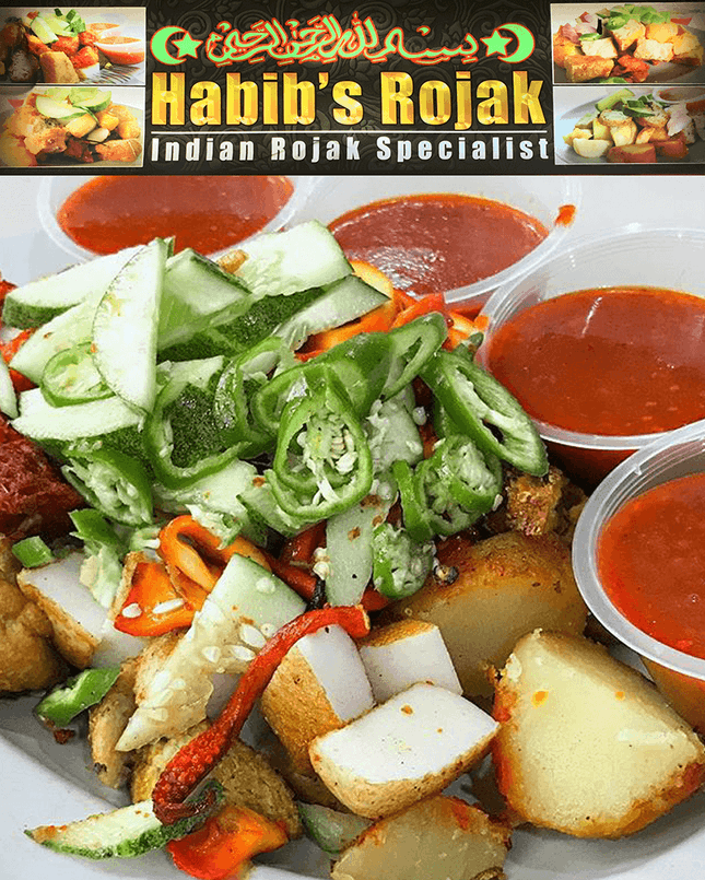 For Indian Rojak Worth Travelling For