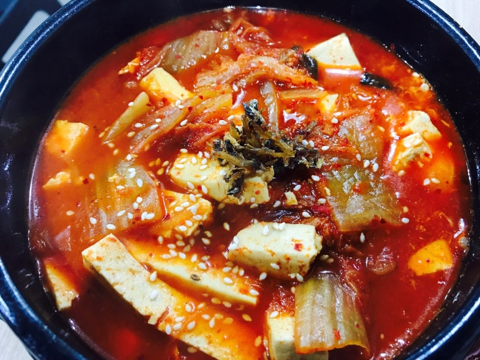 For No Frills Korean Fare