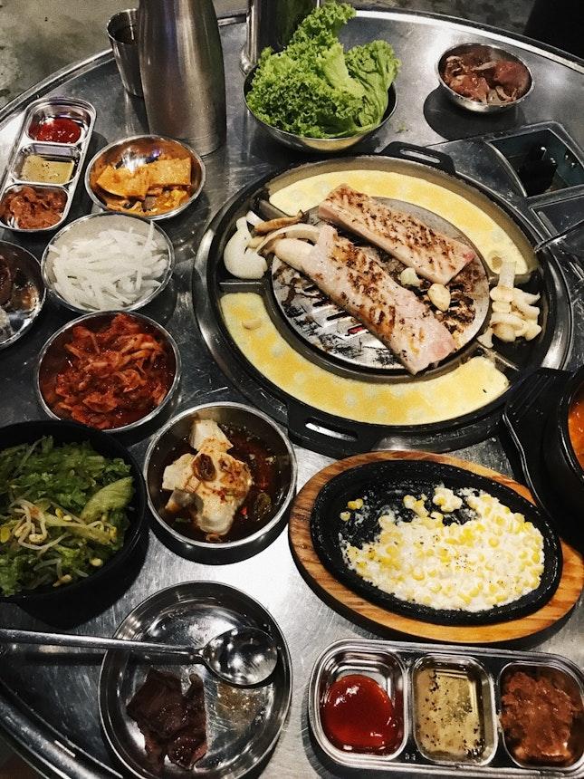 For Fuss-Free Korean BBQ