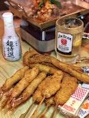 For Kushikatsu and Hotpan Beef