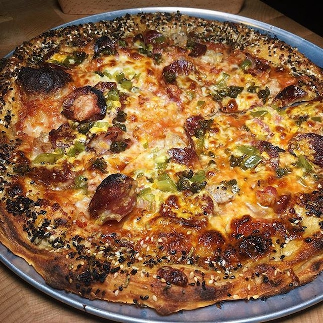 For Seriously Tasty Pizza in Ann Siang