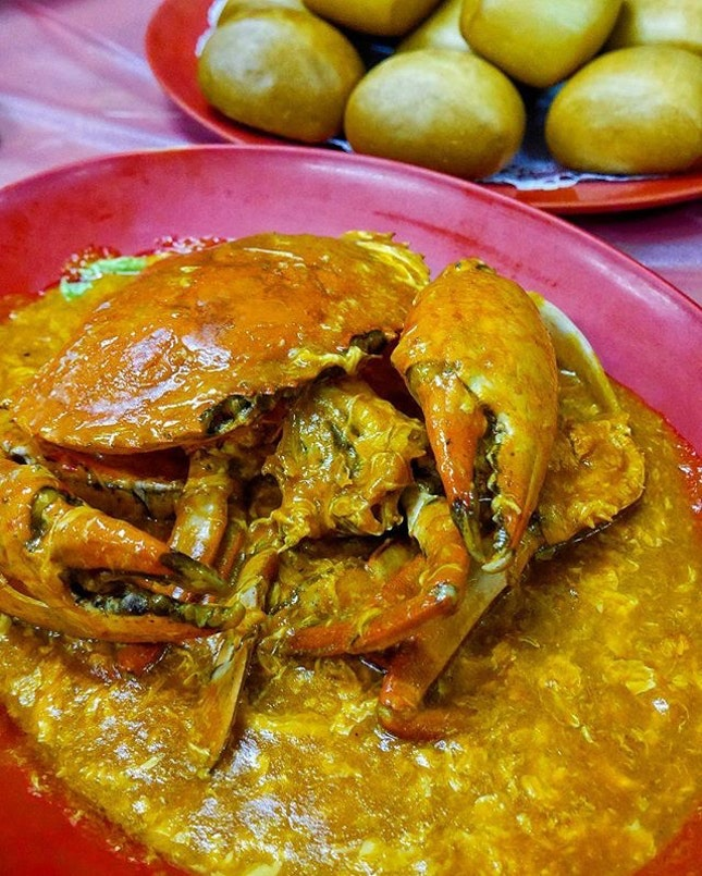 For Seriously Good Chilli Crab