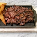 For Prix Fixe Steak Lunch in the CBD