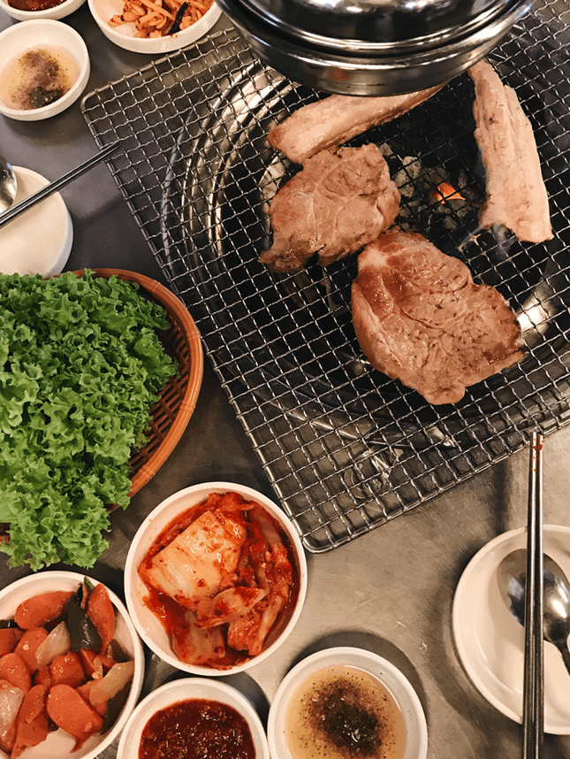 For Affordable, DIY Korean Barbecue