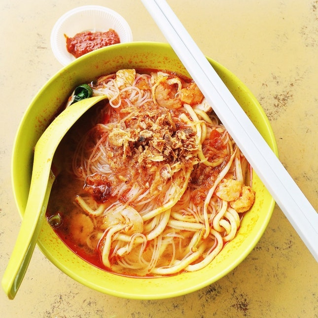 For Hawker Delights Under One Roof