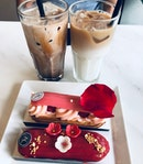 For 1-for-1 Two Eclairs & Drink (save ~$23.50)