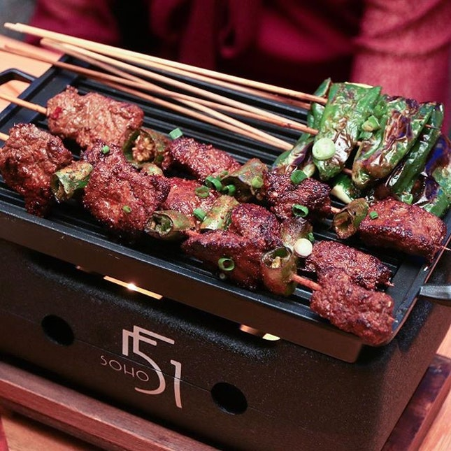 For Delicious Sichuan Skewers and All-Day Drinks
