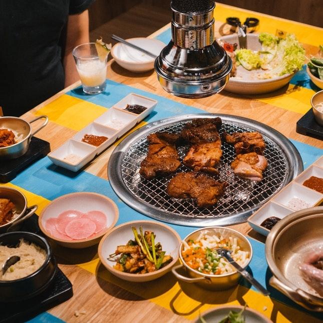 For Pork-Free Korean BBQ