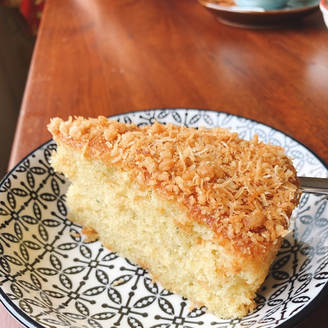 For Comforting Butter Cakes