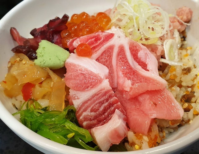 For Solid Chirashi Bowls Under $15