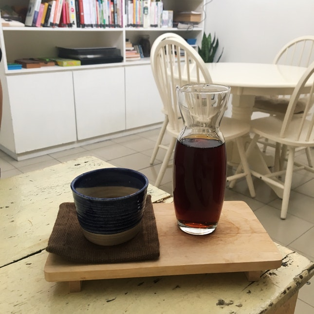 For Filter Brews and Cakes on Weekends
