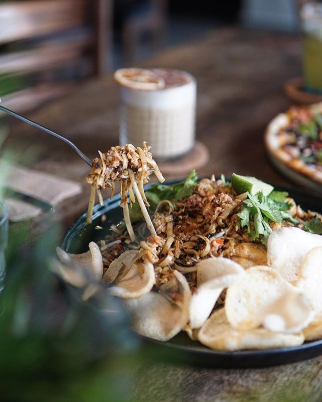 For a Twist On Malaysian Favourites