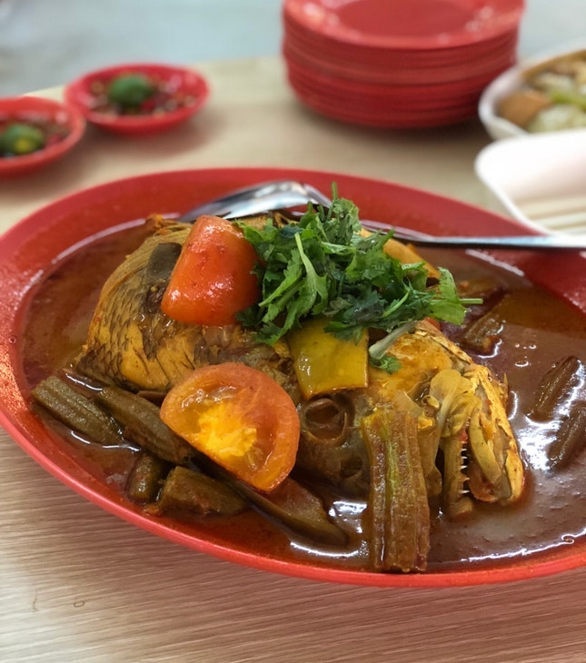 For Steamed Fish and More in Jurong