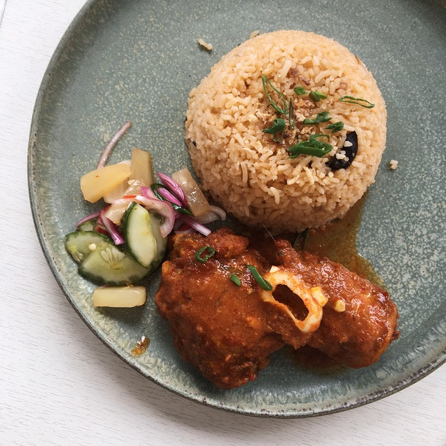 For Northern Malaysian Dishes to Share