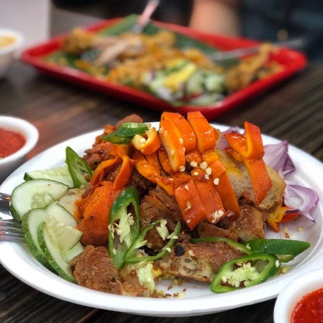 For Indian Rojak That's Worth the Wait