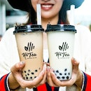 For 1-for-1 Cold Brew Fruit/Milk Tea (save ~$6.80)