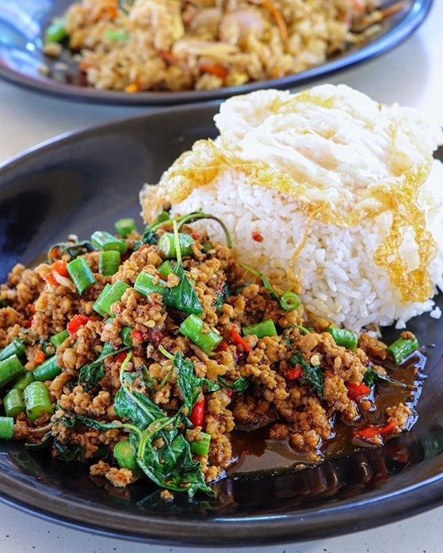 For Home-style Thai Comfort Food