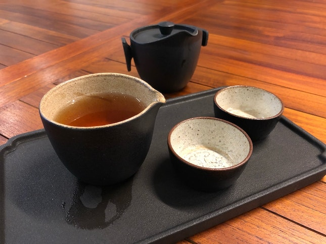 For 1-for-1 Signature/Others Tea Pot (save ~$15)
