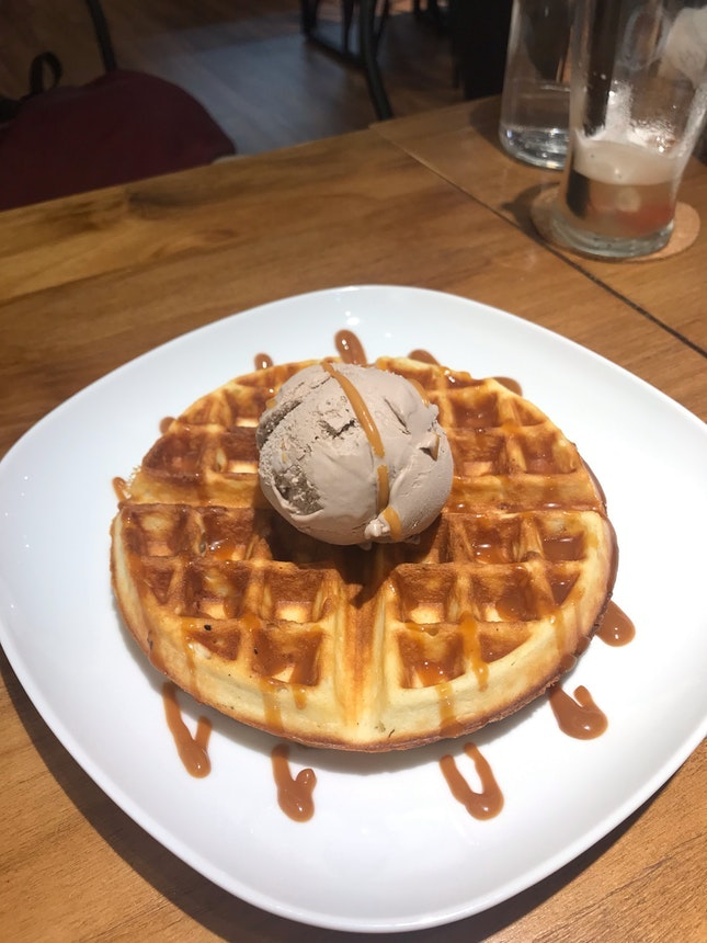 For Sweet and Savoury Waffles in the East