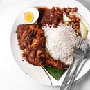For KL's Most Popular Nasi Lemak